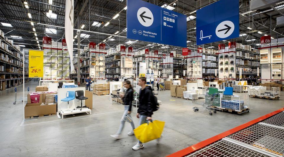 IKEA beperking openingstijden crisis corona