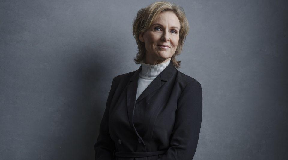 Jeanine Holscher Blokker liggend