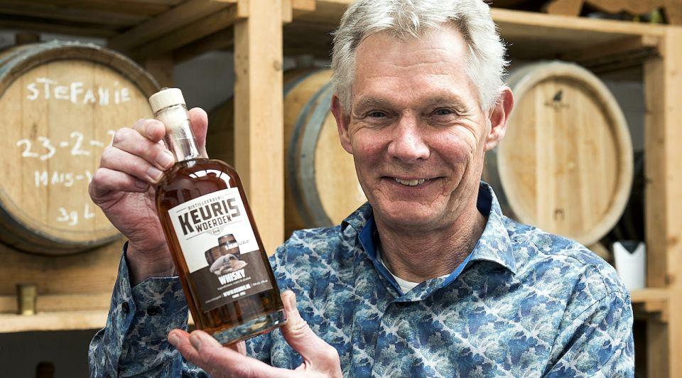 John Keuris whisky woerden groene hart single malt