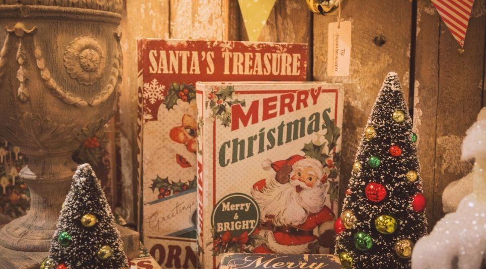 Kerstmis gezellig