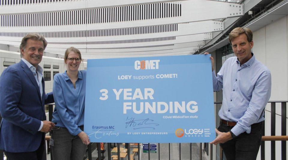 LOEY startups steun corona covid19