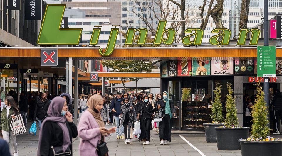 Lijnbaan Rotterdam winkelen versoepelingen