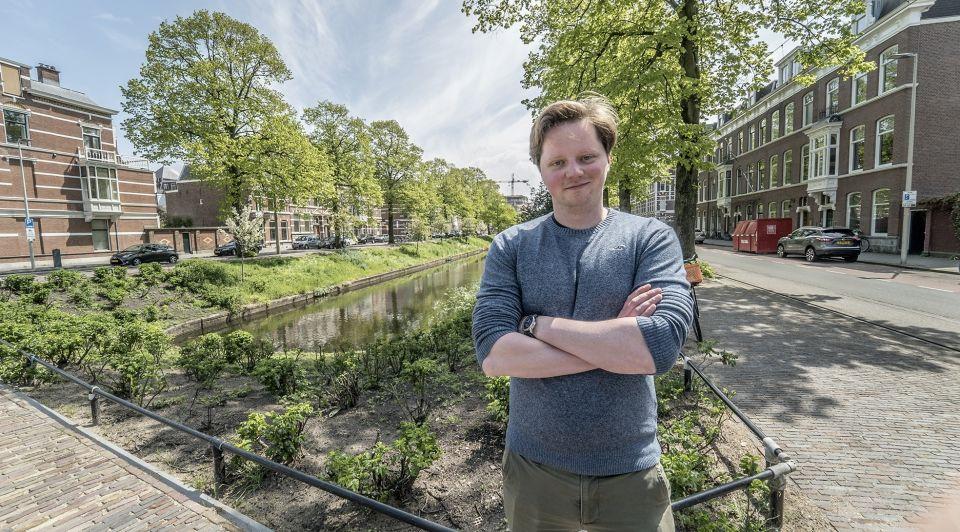 Marc Mackenbach startup Delft