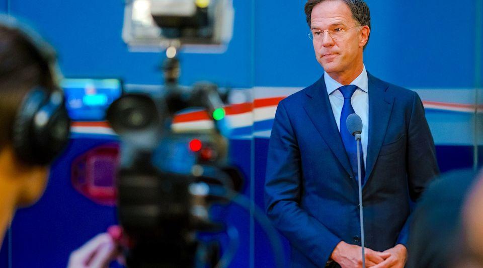 Mark Rutte scherpere coronamaatregelen persconferentie 13 augustus