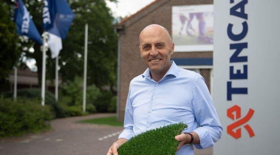 Michael Vogel Ten Cate Grass