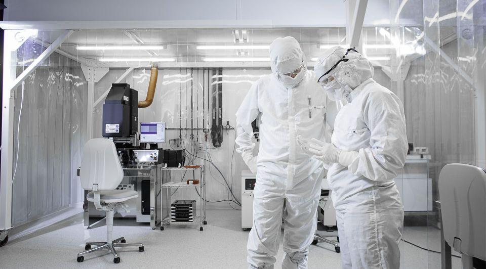 Micronit corona virus lab onderzoek