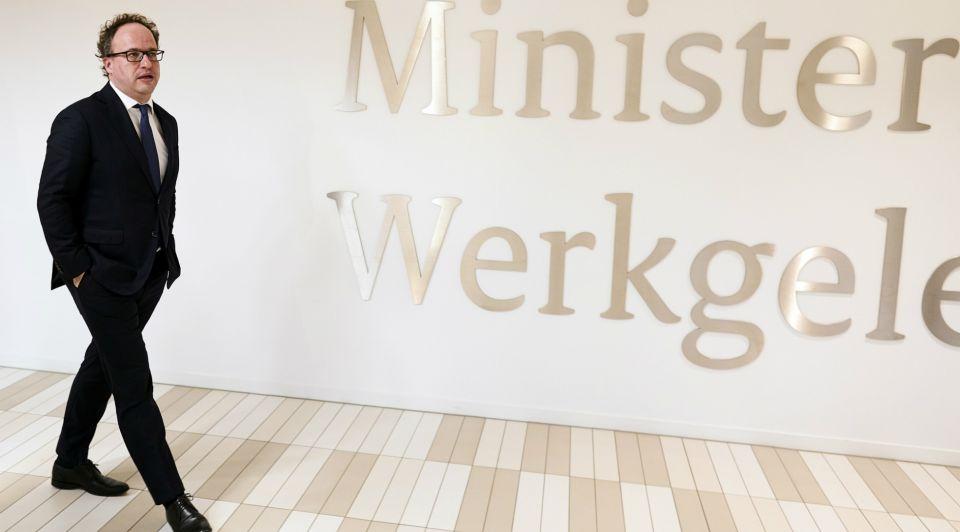 Minister Koolmees Werkgelegenheid