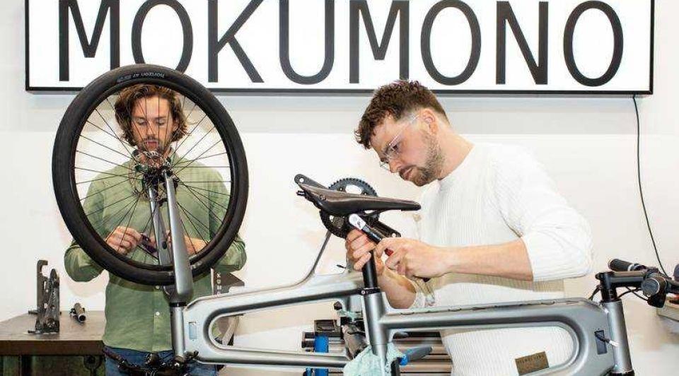 Mokumono fiets werkplaats