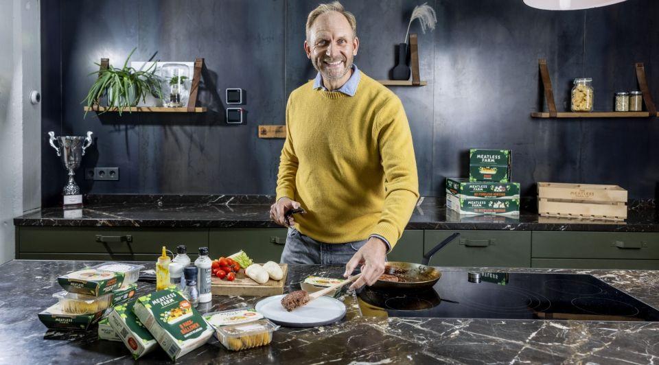 Morten Toft Bech The Meatless Farm