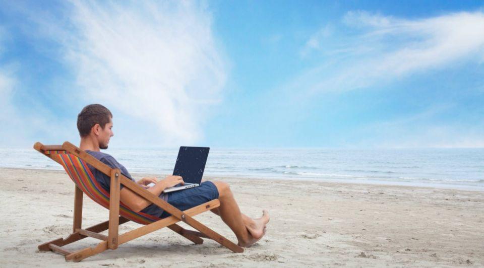 Ondernemer vakantie marco aarnink stress