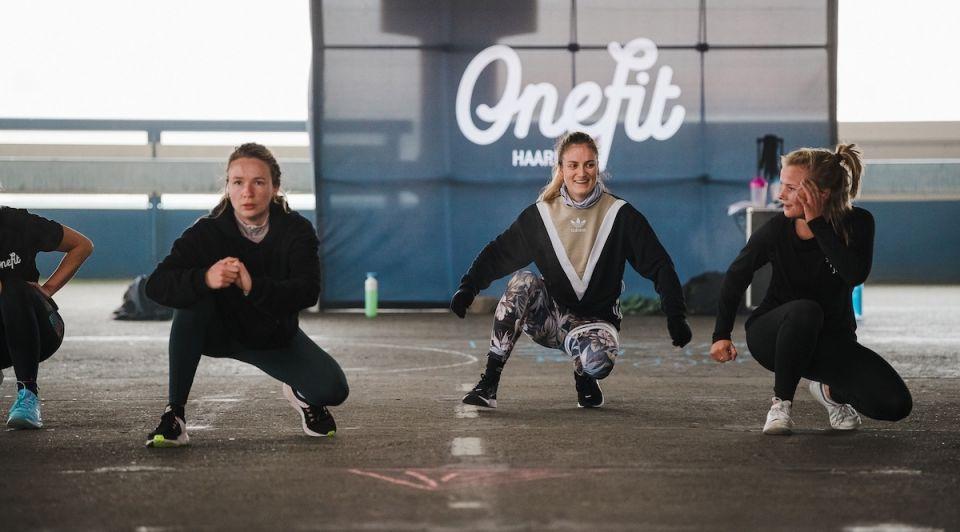 Onefit Yoga bootcamp De Dakkas