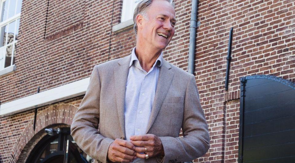 PIN Voorschot Diederik Werdmölder lening pinnen mkb ondernemer geld