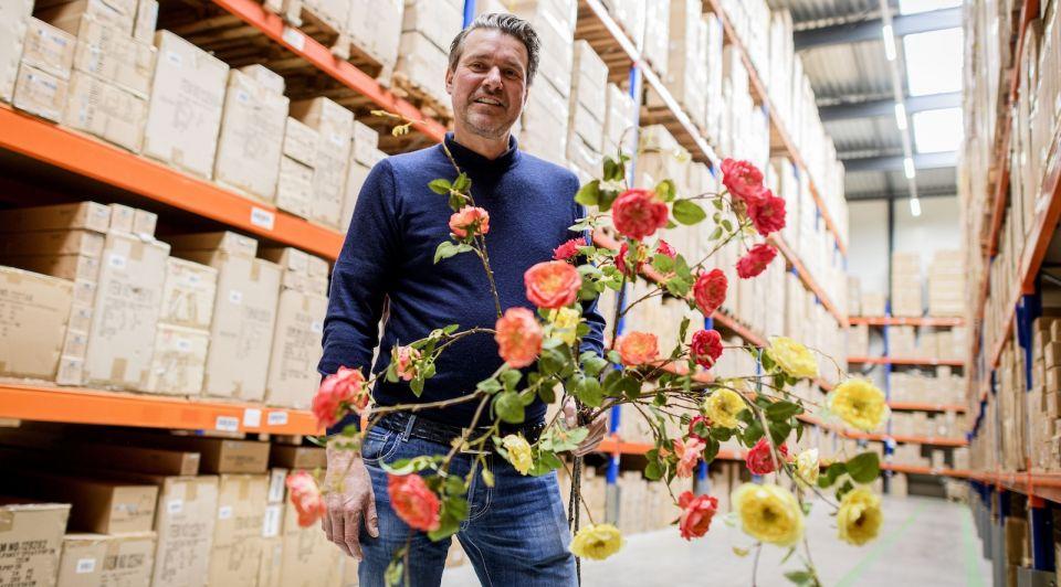 Patrick Oude Groeniger kunstbloemen Sil ka Hengelo louis Vuitton Harrods