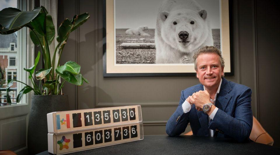 Pieter Schoen investering Mega