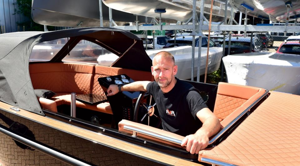 Reeuwijk watersport boten AVR Watersport Arjan van Rijn internationaal Amerika groei