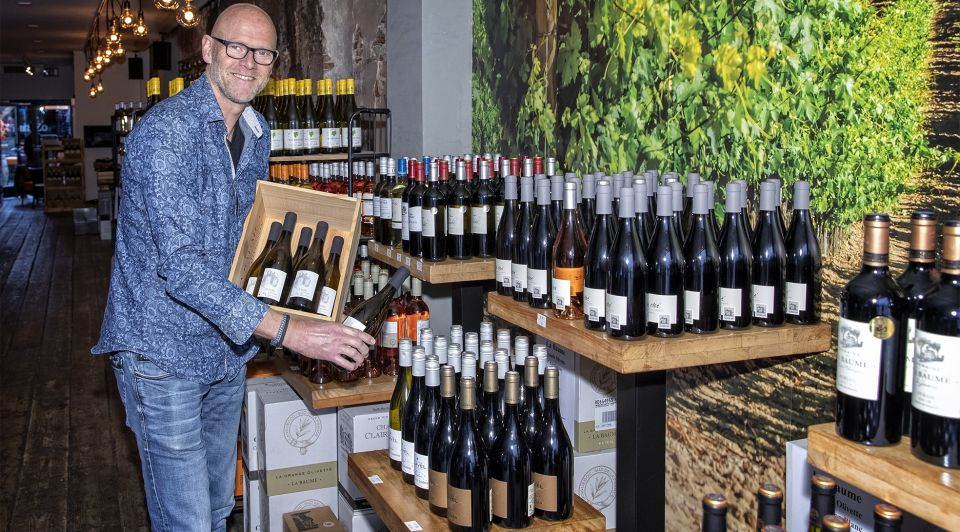 Ruud Warmerdam wijnbar