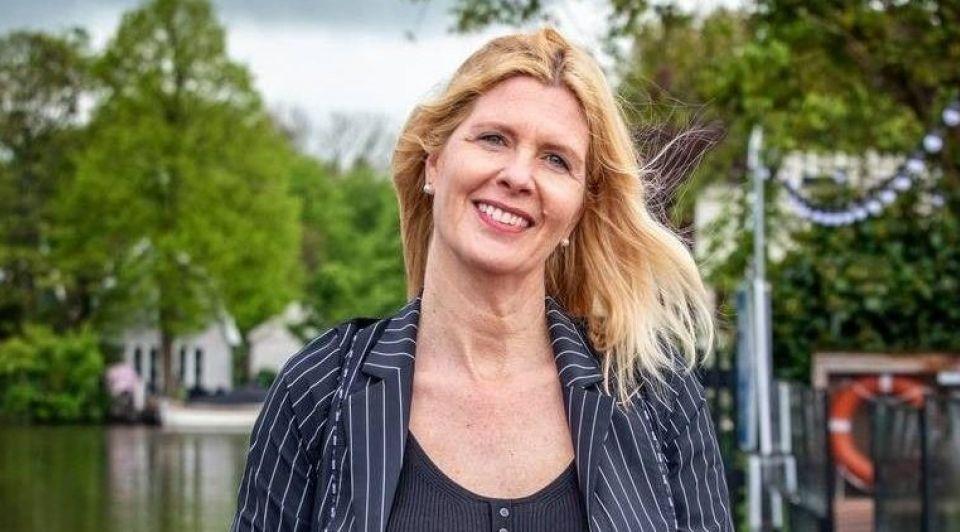 Sandra van Halderen van RCE
