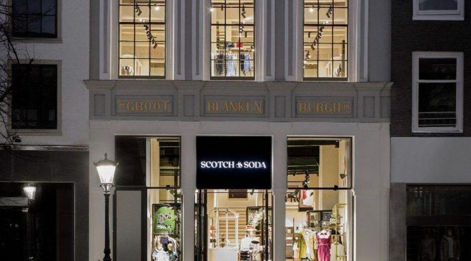 Scotch Soda Utrecht Oude Gracht Store 02