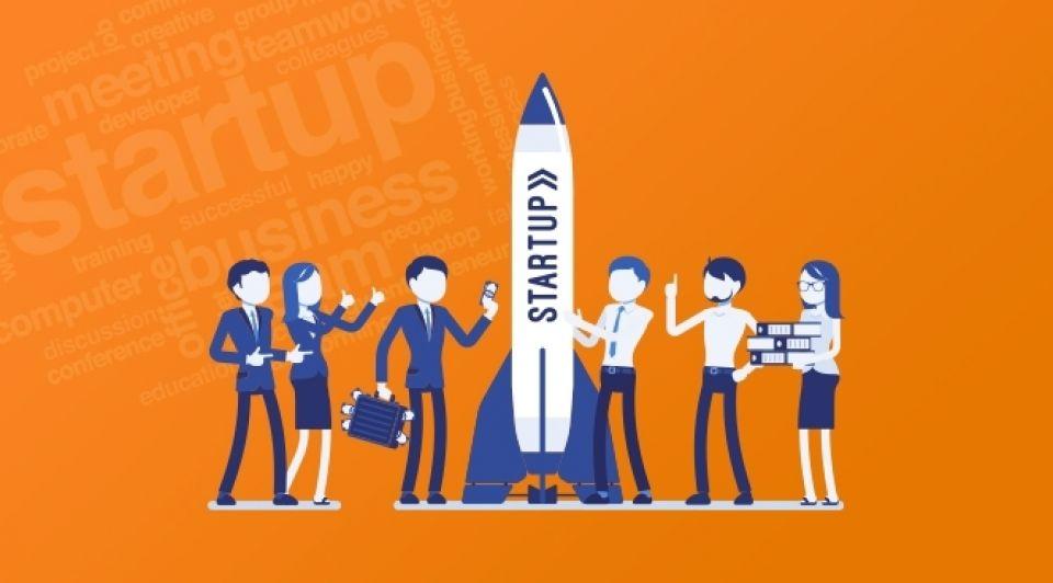Startups omhoog