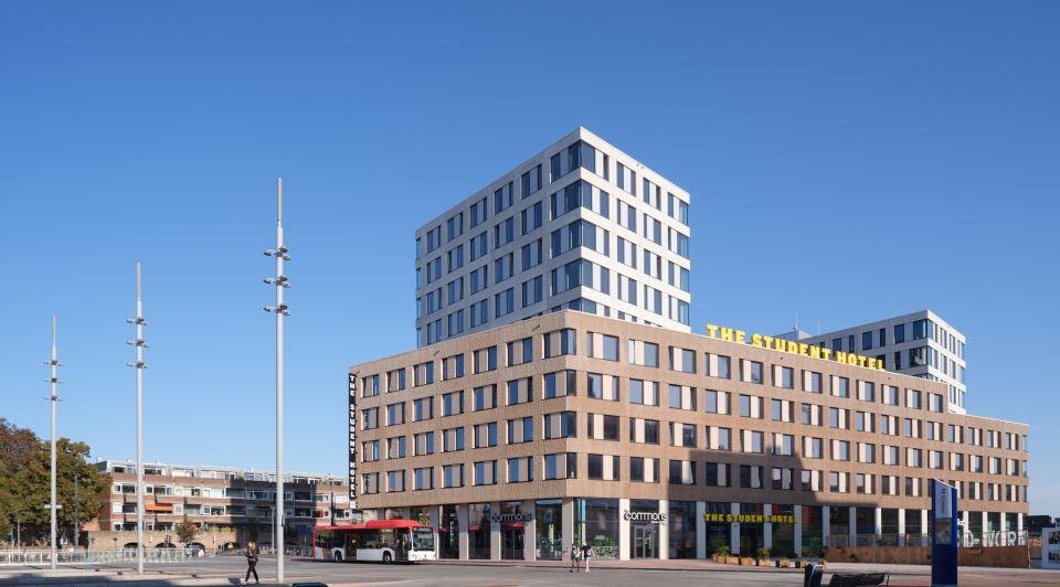 Student Hotel Delft 300 miljoen