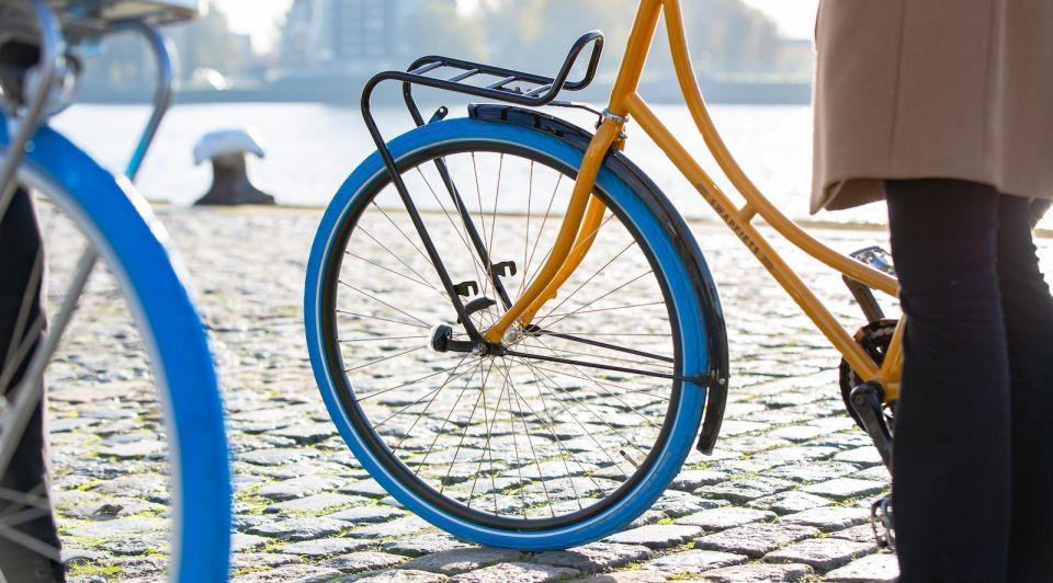 Swapfiets leasefiets duurzaamheid fietsen