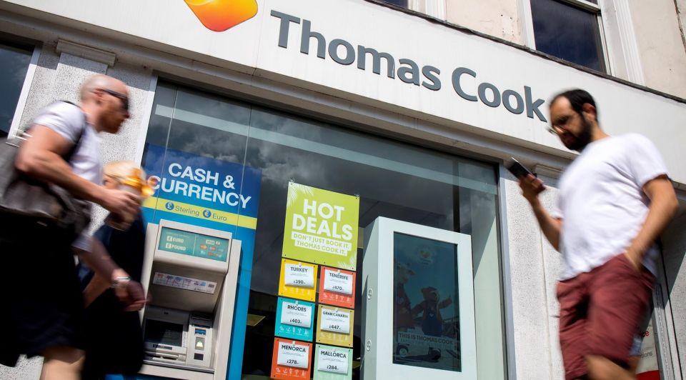 Thomas Cook reisbureau reizen failliet