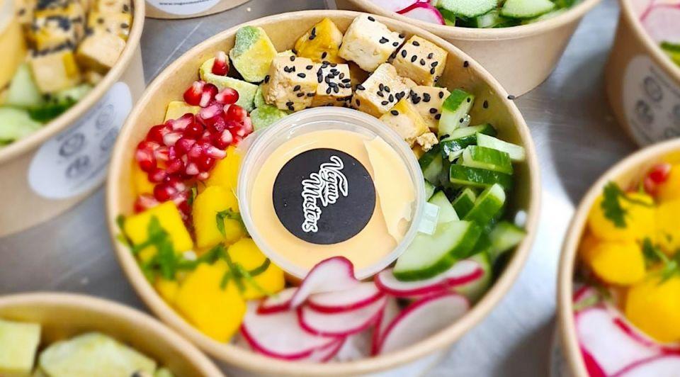 Vegan Masters vegan food duurzaam investering