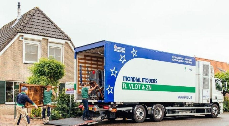 Waterstof auto tanken eerste verhuizing nederland