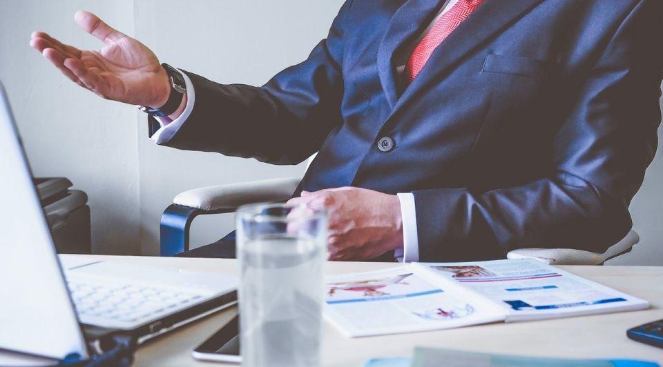 Werk baas meeting pixabay