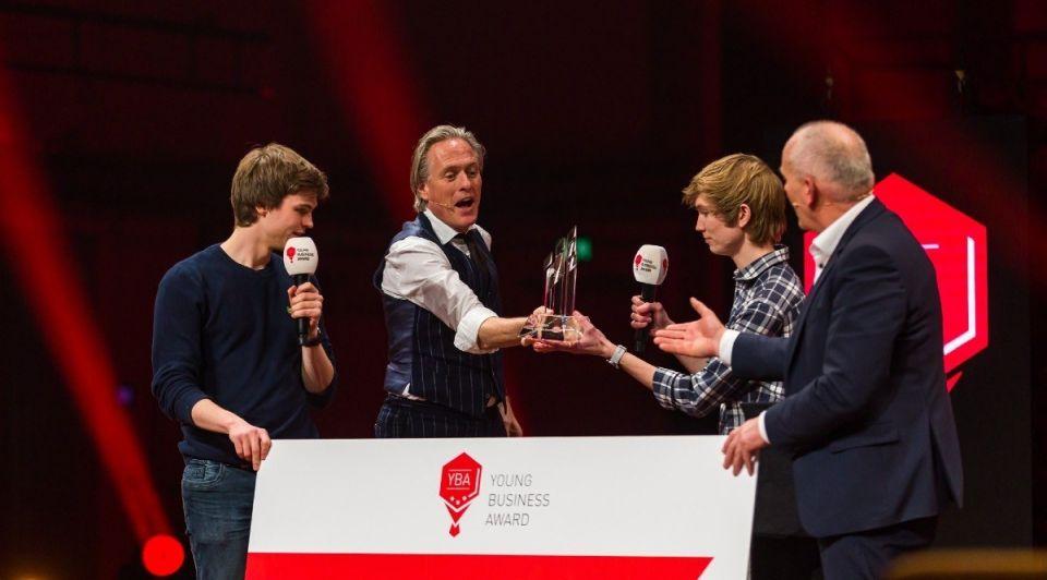 Young Business Award Kelder Code Sandbox winnaar startup