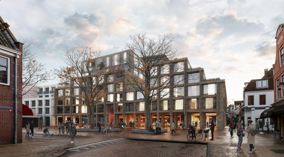 Zwolle Handelshuys Meerminneplein 20210326