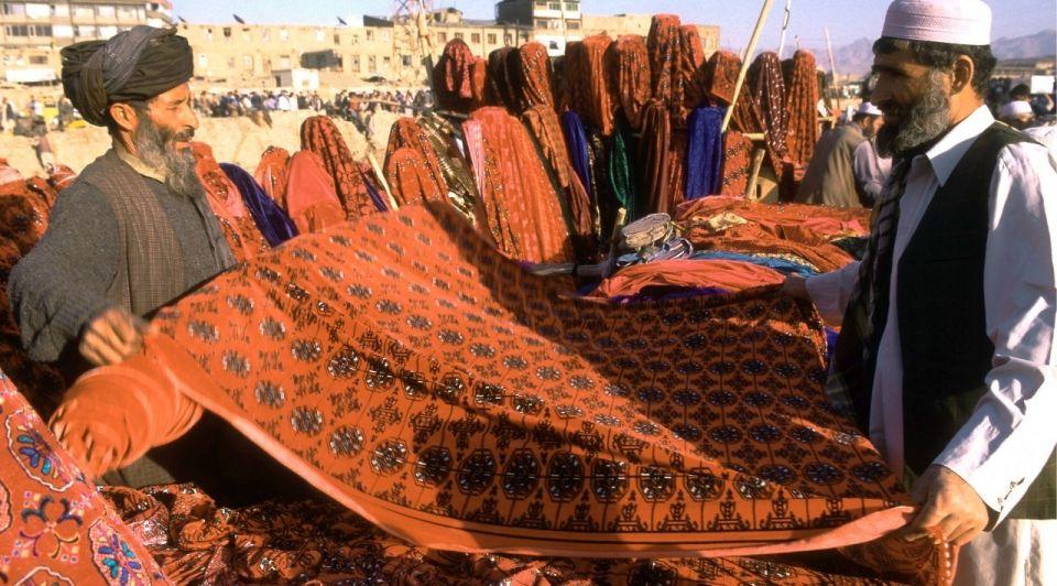 Afghanistan tapijten
