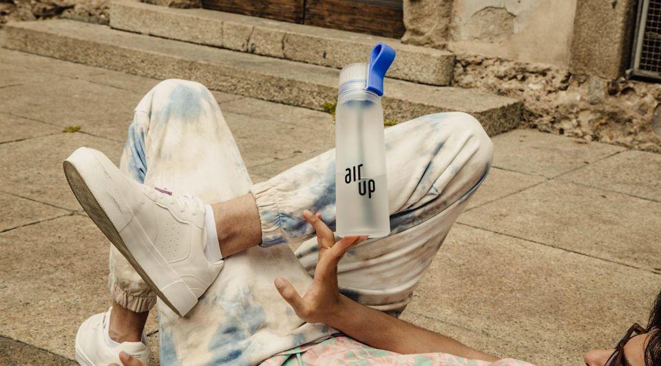 Air up 40 miljoen investering groei kapitaal water fles geur