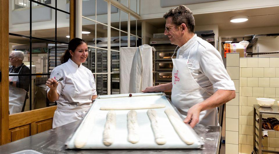 Bakery institute zaandam corona