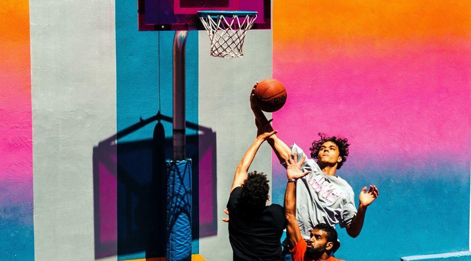 Basketball michael jordan martin hersman blog