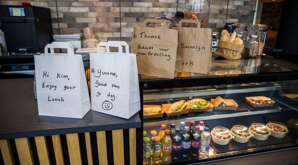 Bedrijfskantine catering restaurants nieuwe concepten