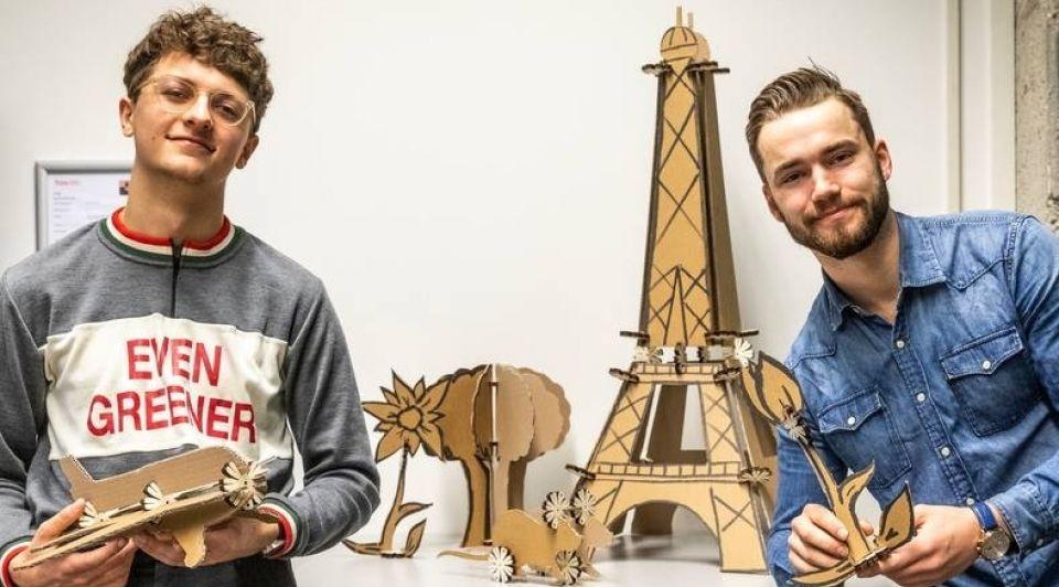 Bernsen beek fitit studieproject startup