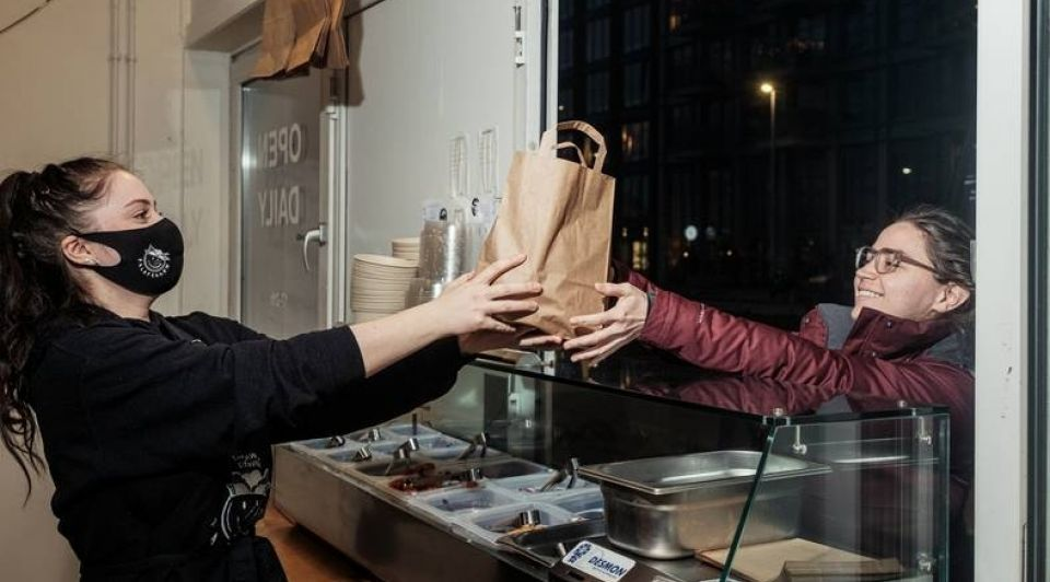 Bezorgmaaltijden falafellow dark kitchen amsterdam