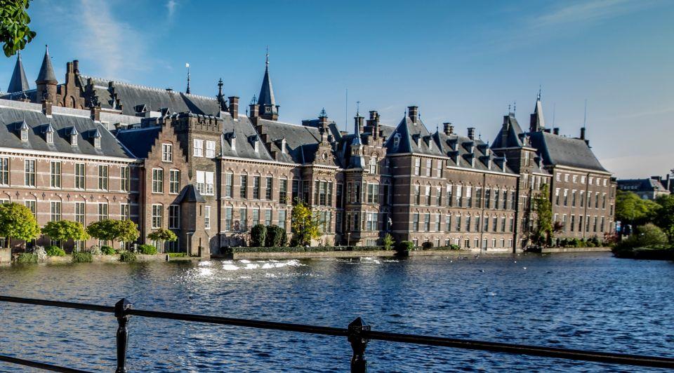 Binnenhof hofvijver torentje mark rutte den haag