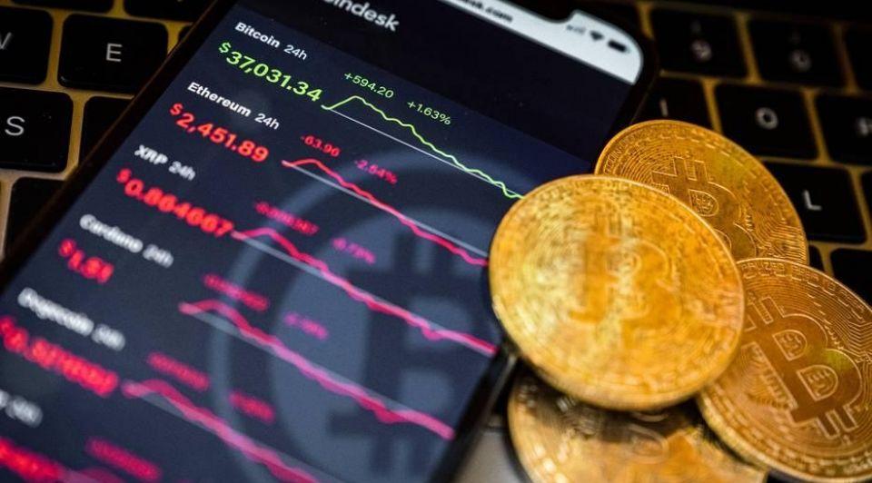 Bitcoin geld koers beurs