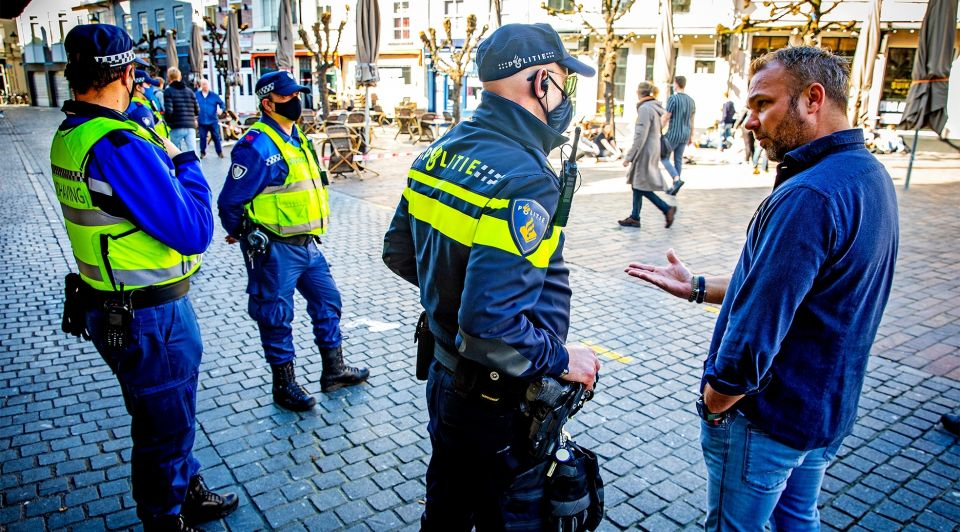 Boa handhaving politie horeca breda