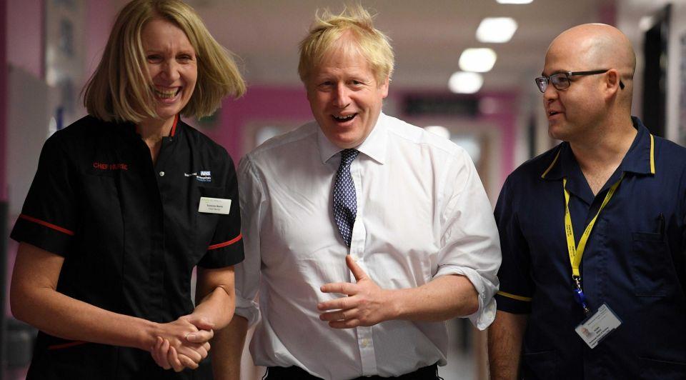 Boris johnson brexit verkiezingen