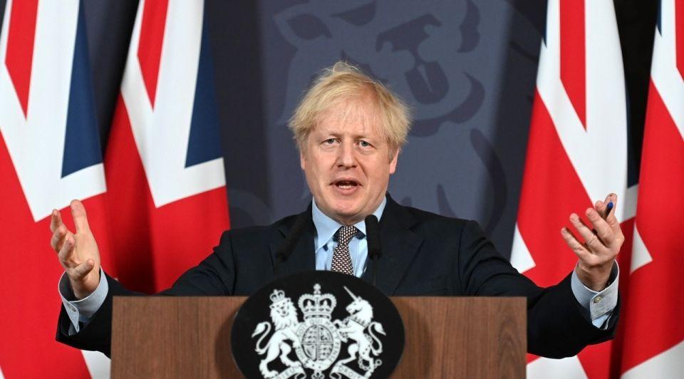 Boris johnson premier brexit deal