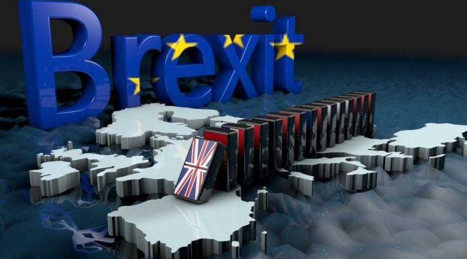 Brexit kaartenhuis verenigd koninkrijk