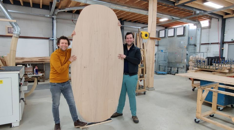 Broers design mollee augmented reality tool meubels ontwerpt