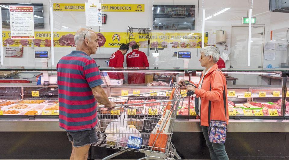 Buitenlandse supermarkten prijzen supers retail