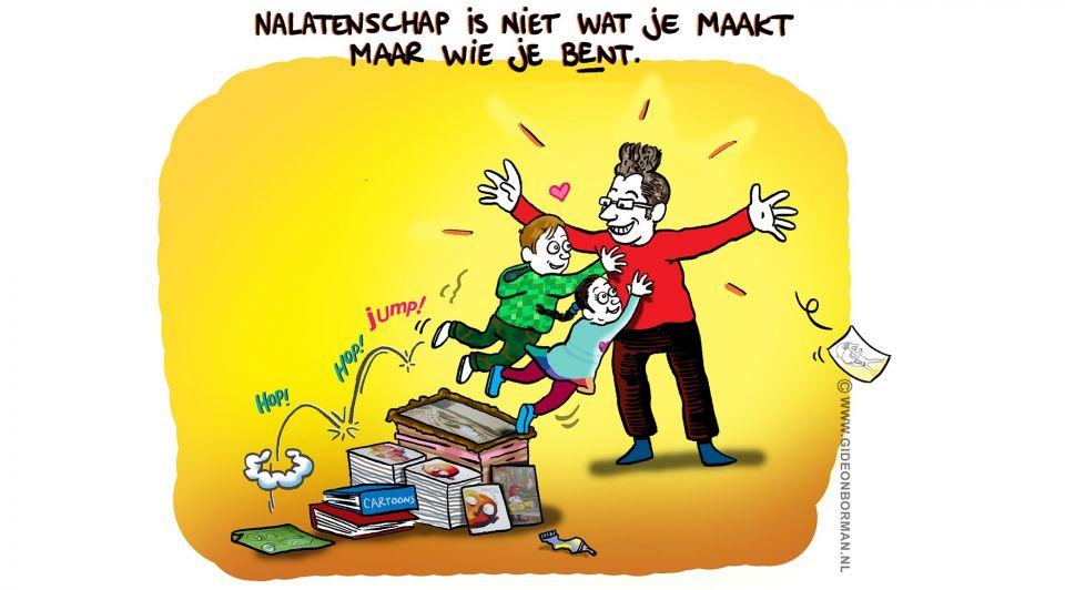 Cartoon gideonborman