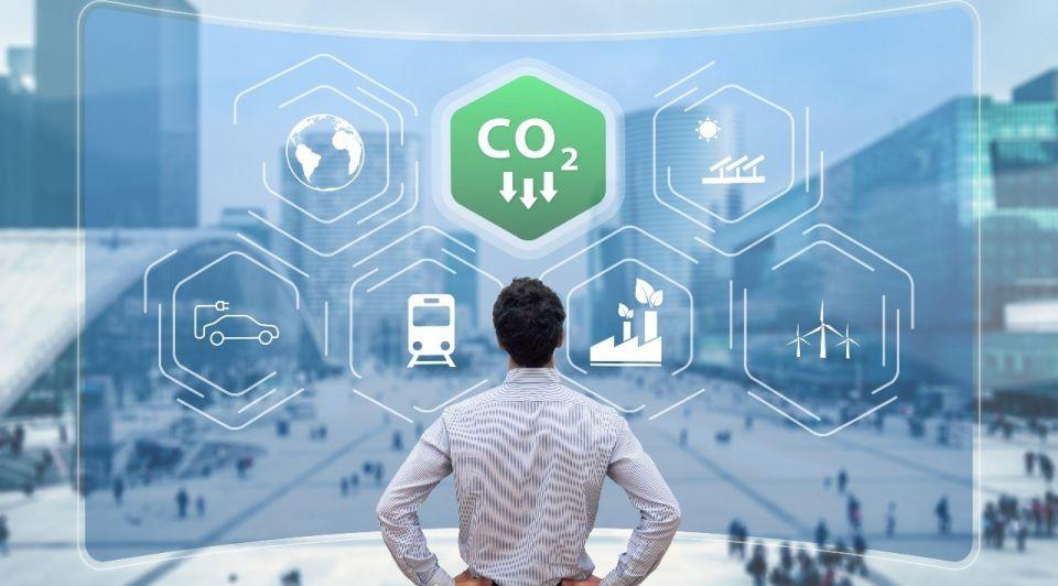 Co2 ecologische footprint