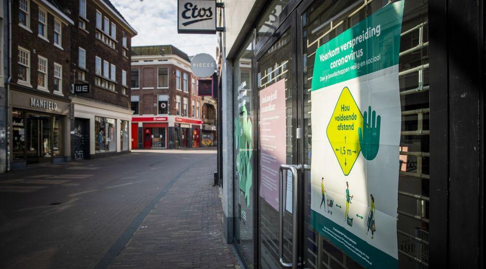 Consumentenvertrouwen daling cbs reatil ondernemen