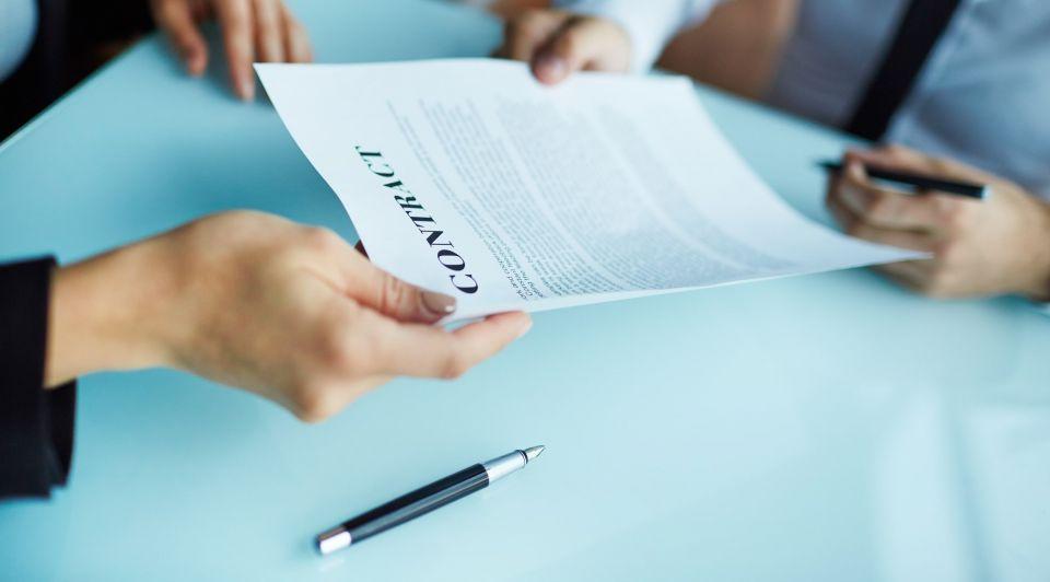 Contract vast werkgever dnb